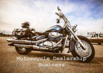 motorcycle dealership business