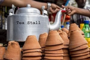 tea stall business