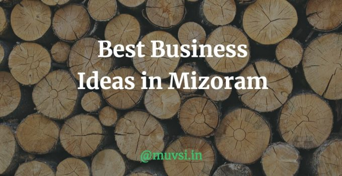 business ideas in mizoram