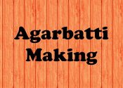 agarbatti making business