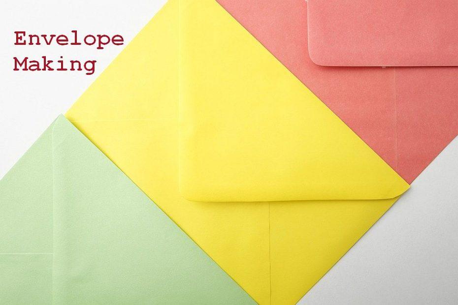 envelope making business
