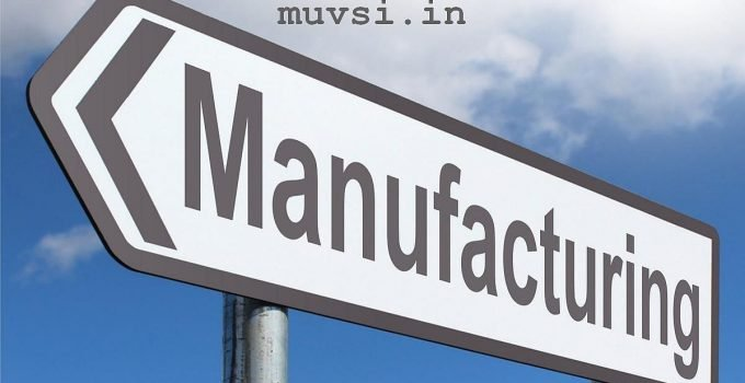 small scale manufacturing