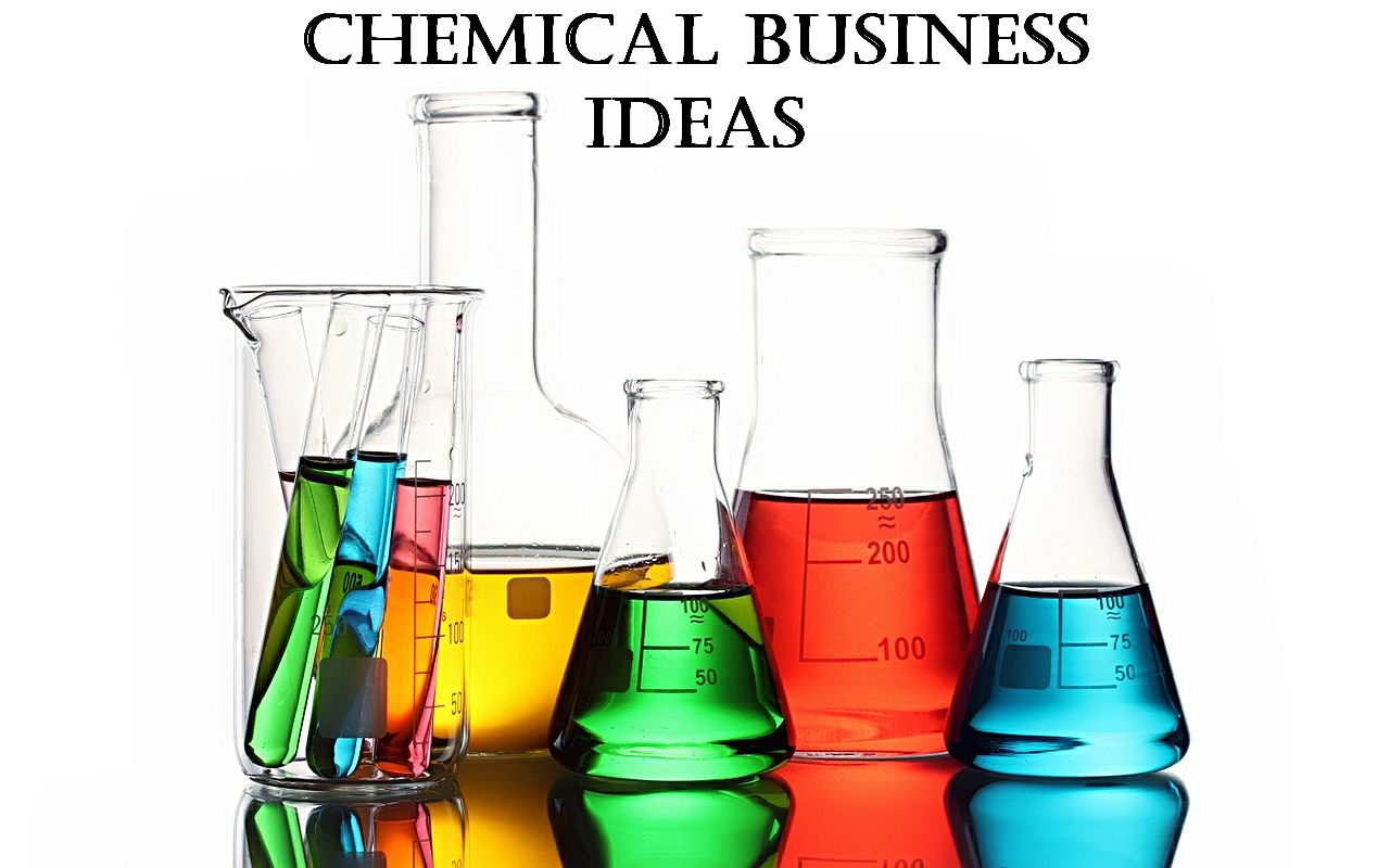 Top 50 Best Chemical Business Ideas & Opportunities - MUVSI