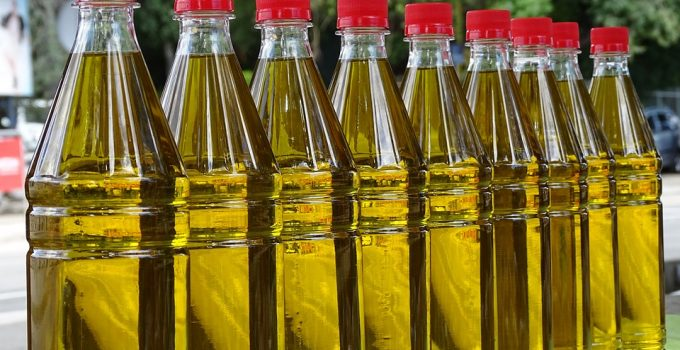 groundnut oil production