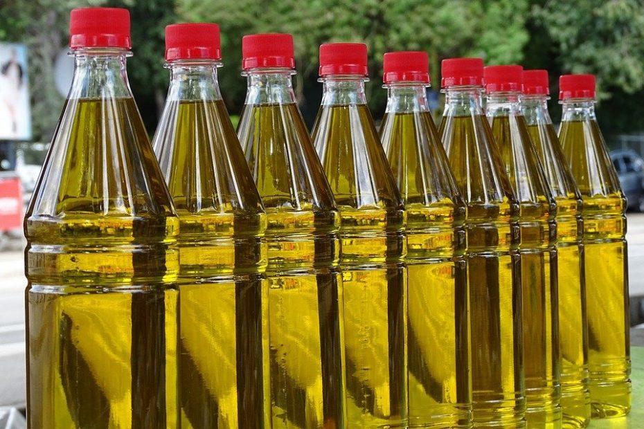 groundnut oil production