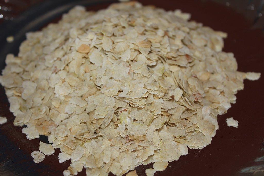 beaten rice manufacturing
