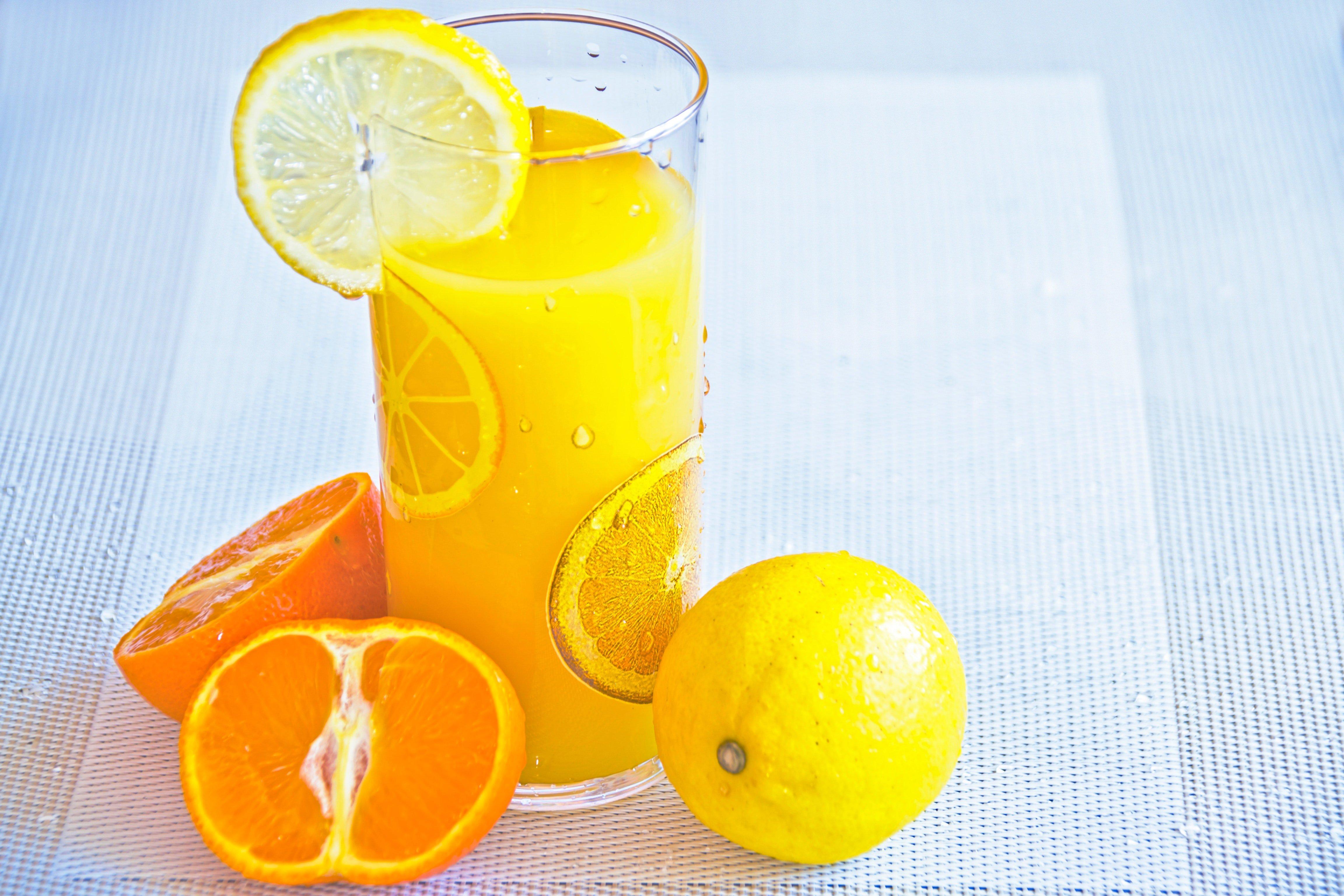 fruit juice production business