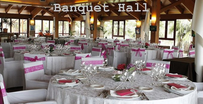 banquet hall business
