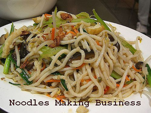How to Start Noodles Making Business