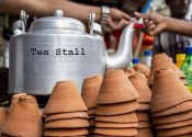 tea shop business in India