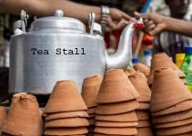 tea stall business
