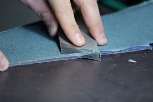 leather garments making